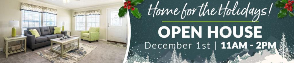 Pine Crest Open House November